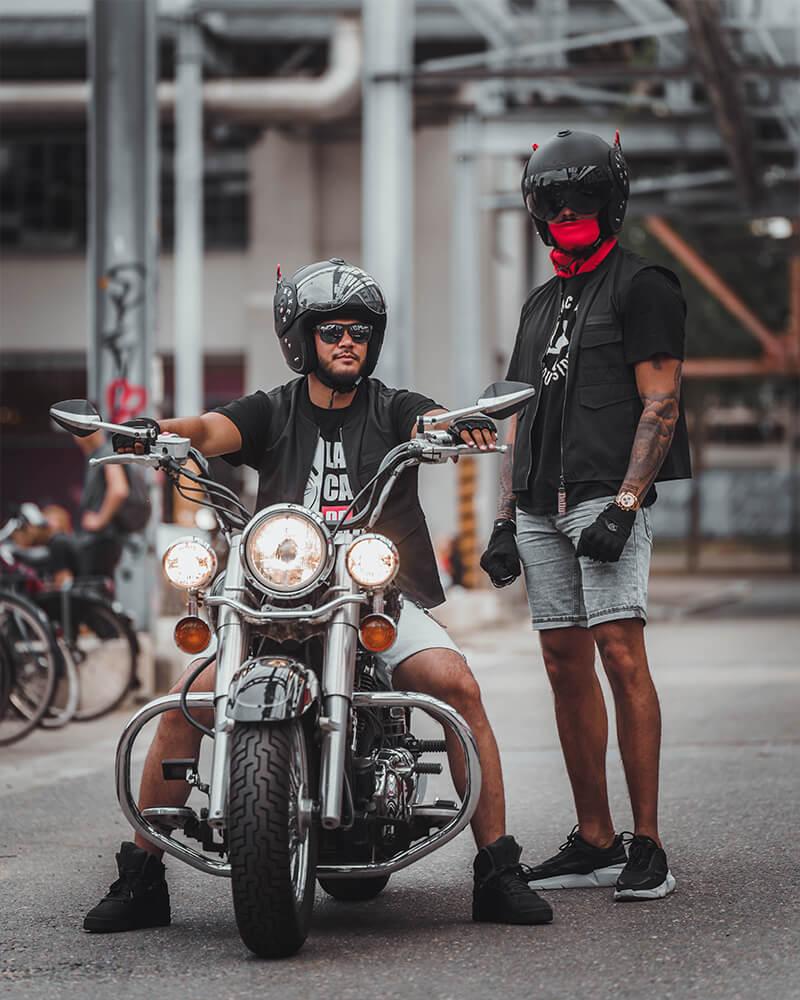 motor fotograaf