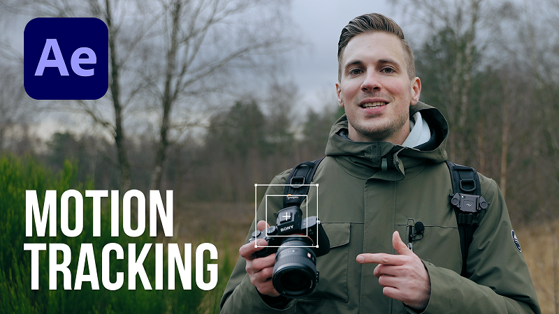 Motion tracking met tekst in After Effects // super simpel!